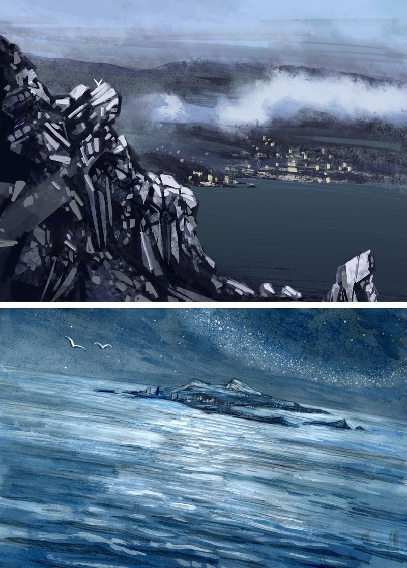 Concepts by Sofiia Melnyk