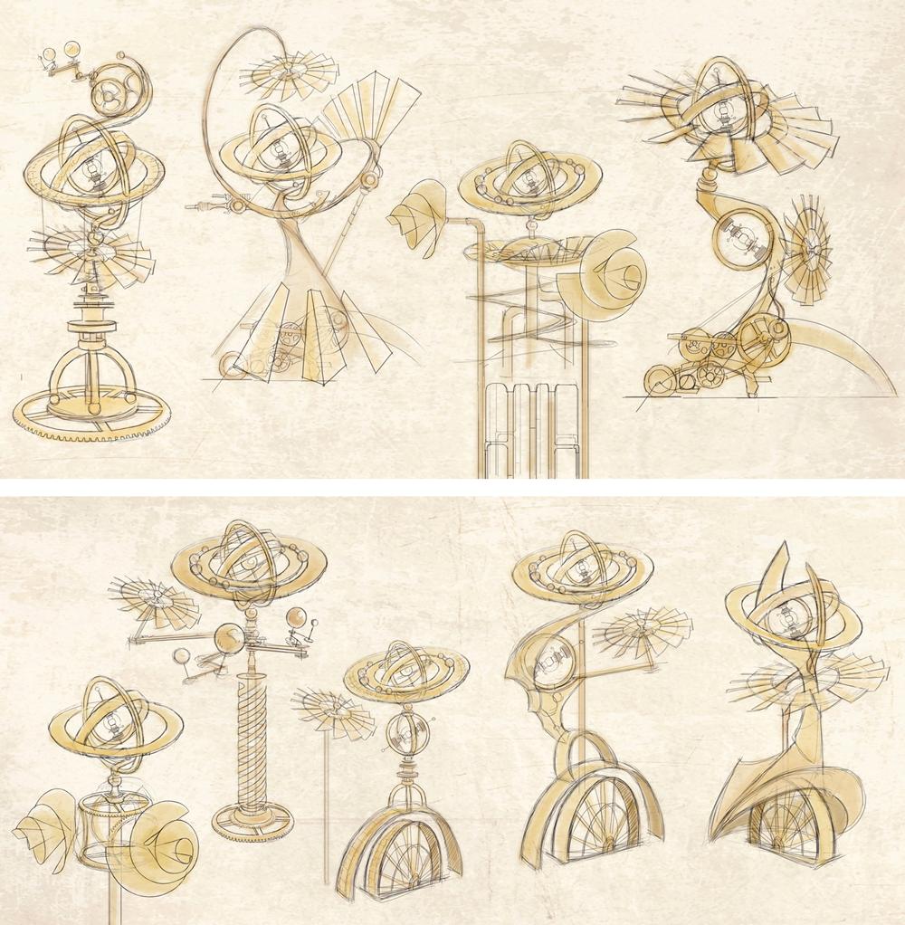 Machine Concepts by Janina Putzker