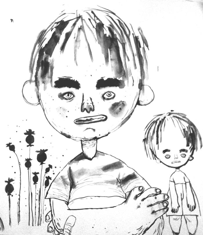 Illustration by Marta Magnuska