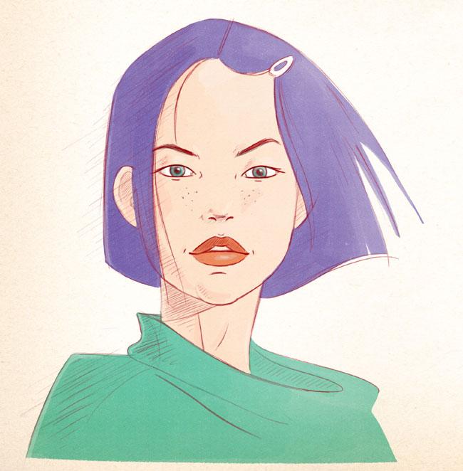 Illustration by Janina Putzker