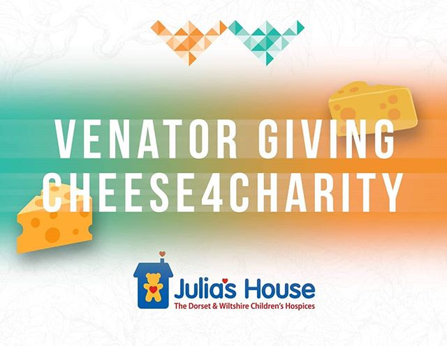 Last Friday we held our annual Cheese4Charity day all in aid of Julia's House. Were we stuffed? yes. Did we have fun? yes. Did we raise money for a good cause? Yup!  If you're feeling a little envious then fear not! You can relive our cheesy antics by clicking the link in our bio!