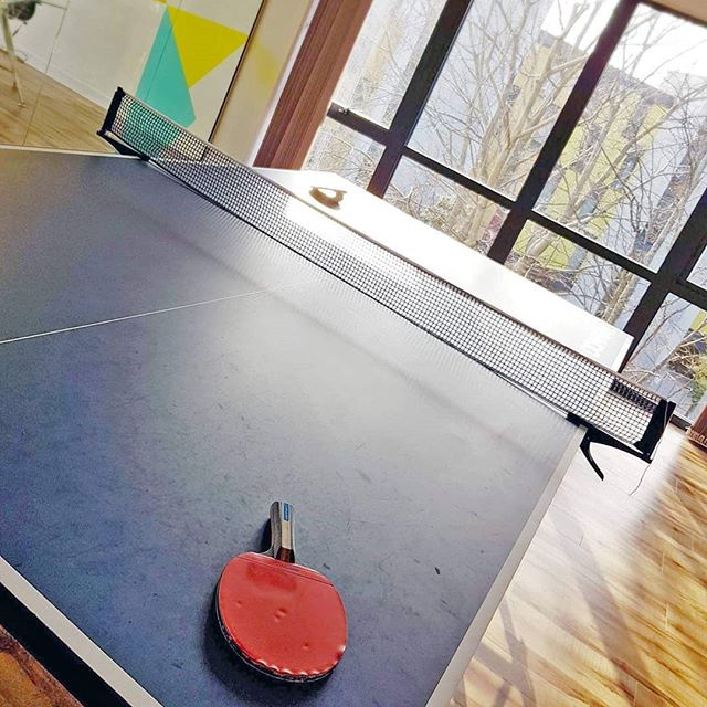 Fancy a game of Ping Pong with a view!? Then join the team! Hit the link in our bio to view our current opportunities.