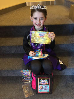 Madalyn Ellsworth - Petite Miss Starquest Classic