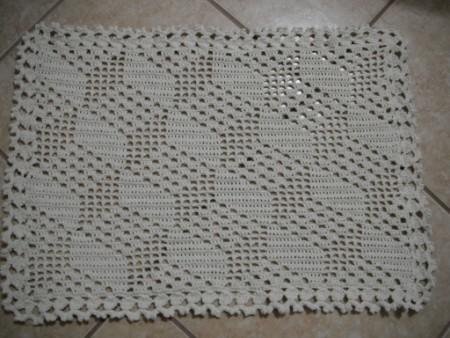 Tapete De Croche 3D 0