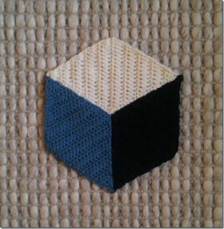 Tapete De Croche 3D 16