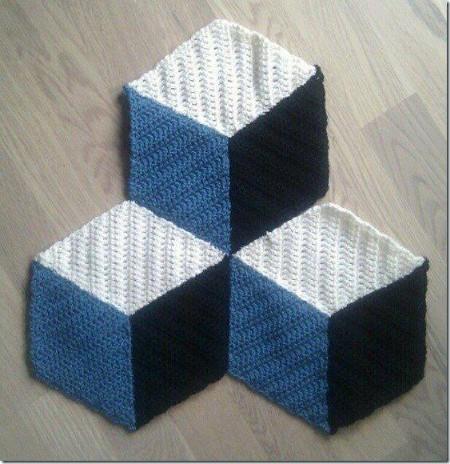 Tapete De Croche 3D 25
