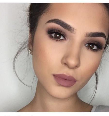 Maquiagem Marrom Claro 5