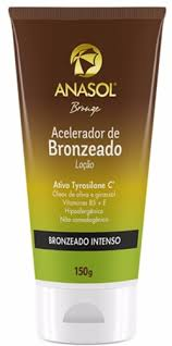 Acelerador De Bronzeado Anasol