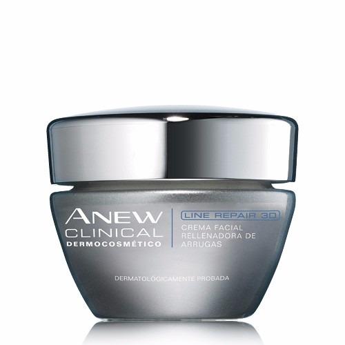 Creme Preenchedor De Rugas Avon Renew Clinical Collagen