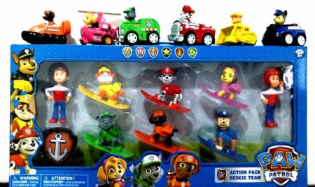 Brinquedos Patrulha Canina 2