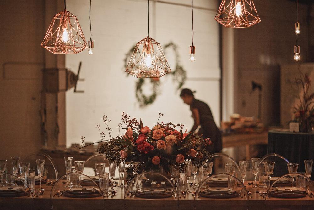Fall Wedding Table Inspiration