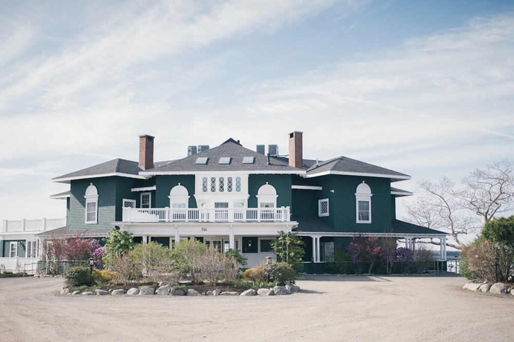 French's Point A Coastal Maine Wedding Venue -