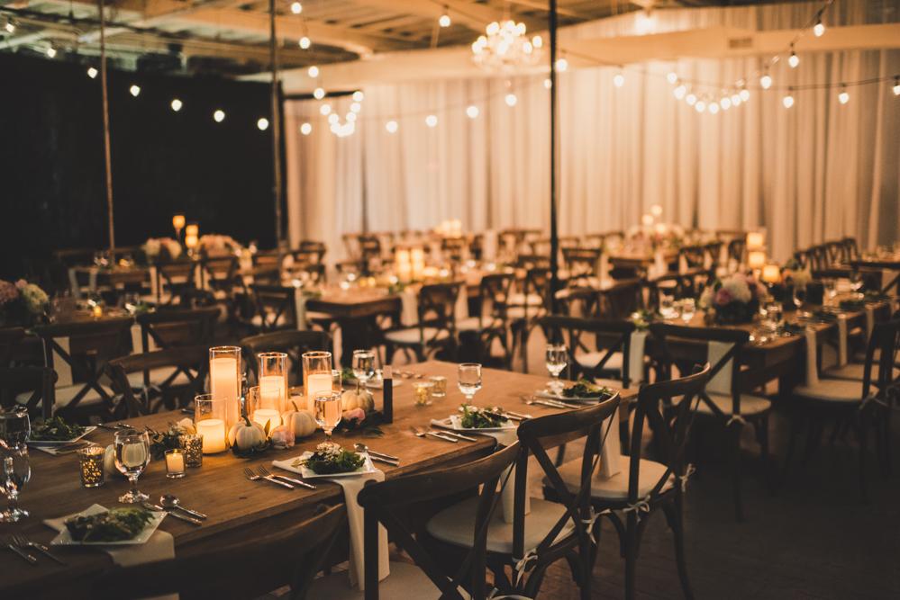 A Warehouse Wedding in Downtown Portland -