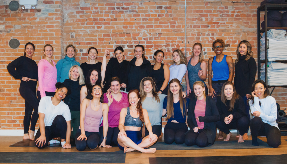 Thank you so much for all of the beautiful and STRONG women that came out to our workshop!