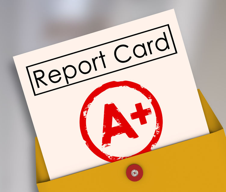 Parent Report Card -