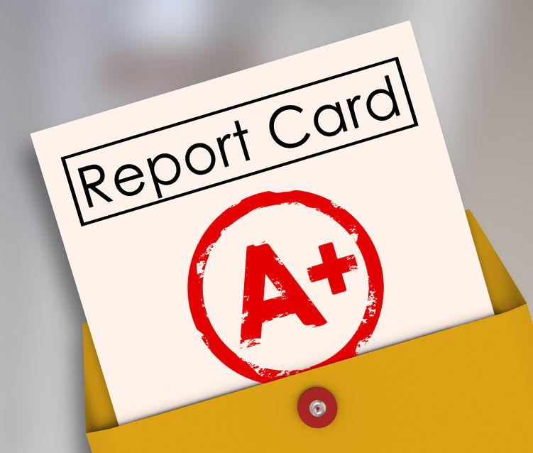 Parent Report Card -