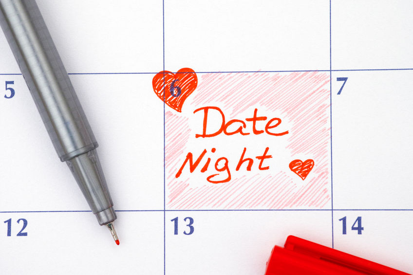 Pre-deployment Date Night Game Plan -