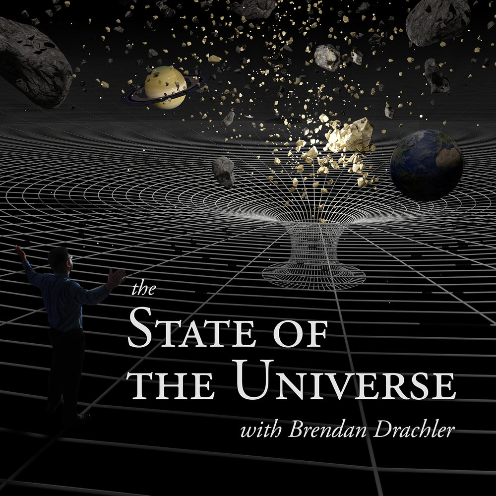 The Podcast - The State of the Universe is an accessible science and social podcast hosted by Astrophysicist Brendan Drachler. Listen to Brendan and other renowned members of the scholarly community discuss and explain cutting edge research and profound ideas.Check out the available episodes of