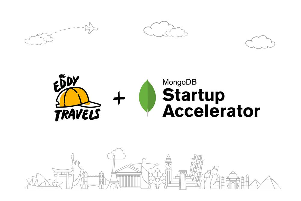 Eddy Travels joins MongoDB Startup Accelerator programme