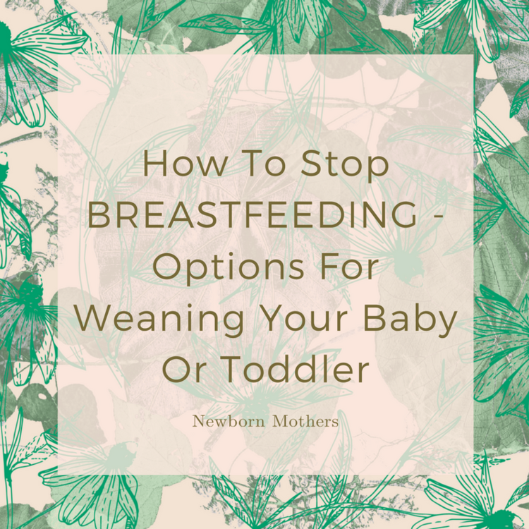 HOW TO STOP BREASTFEEDING - OPTIONS FOR WEANING YOUR BABY OR TODDLER.png