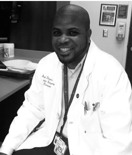 Dr. A. Rashard Dacus   Associate Professor and Director of Orthopaedic Education, UVA School of Medicine