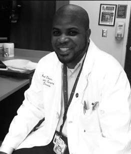 Dr. A. Rashard Dacus   Associate Professor and Director of Orthopaedic Education, UVA School of Medicine
