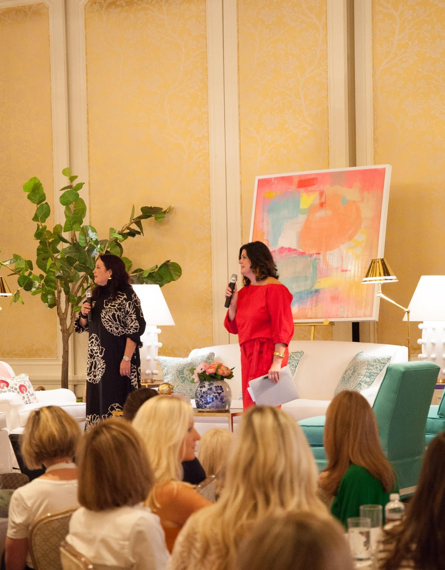 Cheri Leavy and Whitney Long at The Southern C Summit on Sea Island - Sonya Jahn Photography