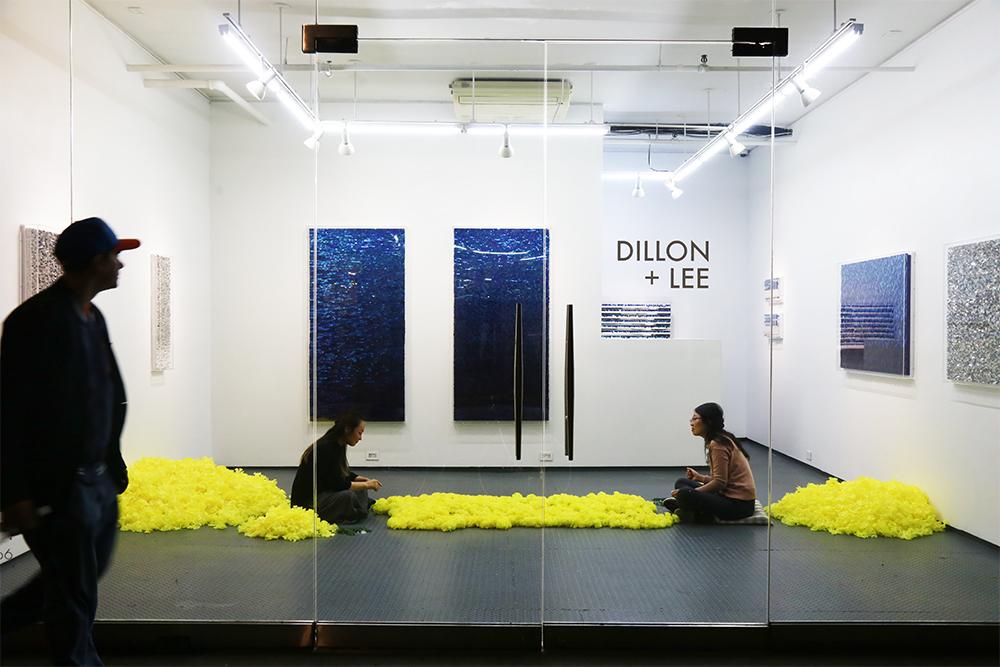 Loving Deeply II,   2018 / Dillon + Lee, New York, NY / 1 Day Performance