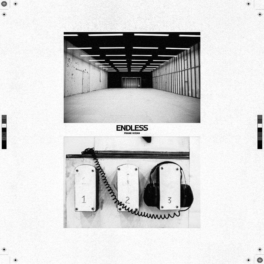 Frank Ocean - Endless (Def Jam 2016)