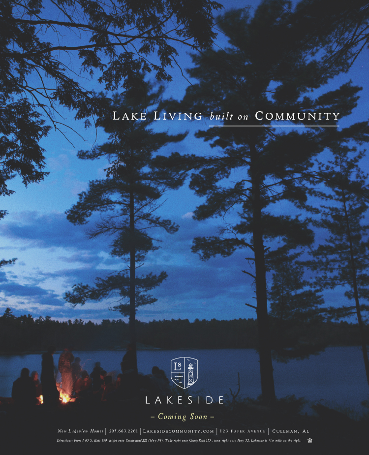 Lakeside - Brand Identity / Website / Advertising / Merchandise