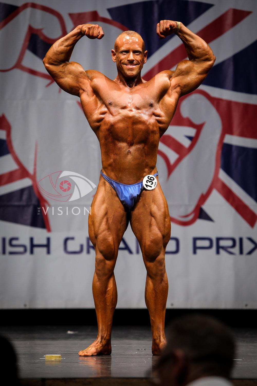 Bodybuilding Athlete