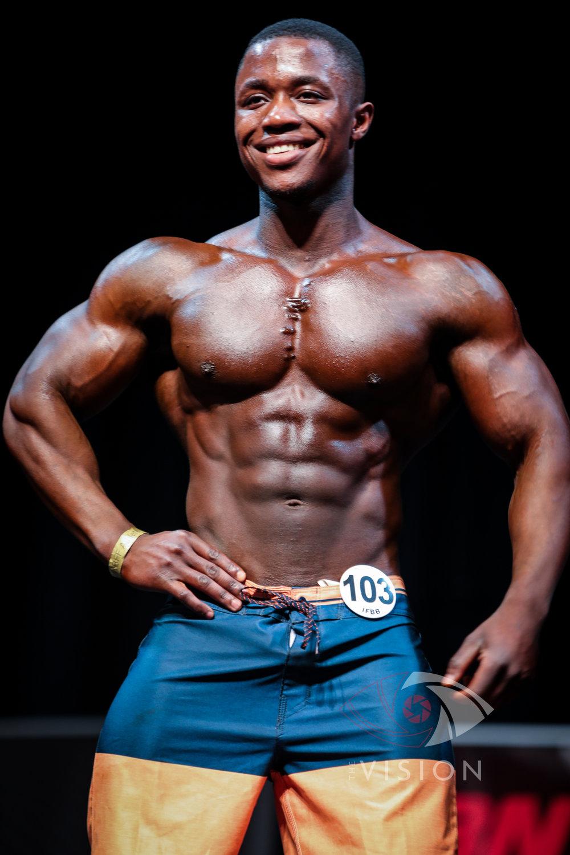 Physique Athlete