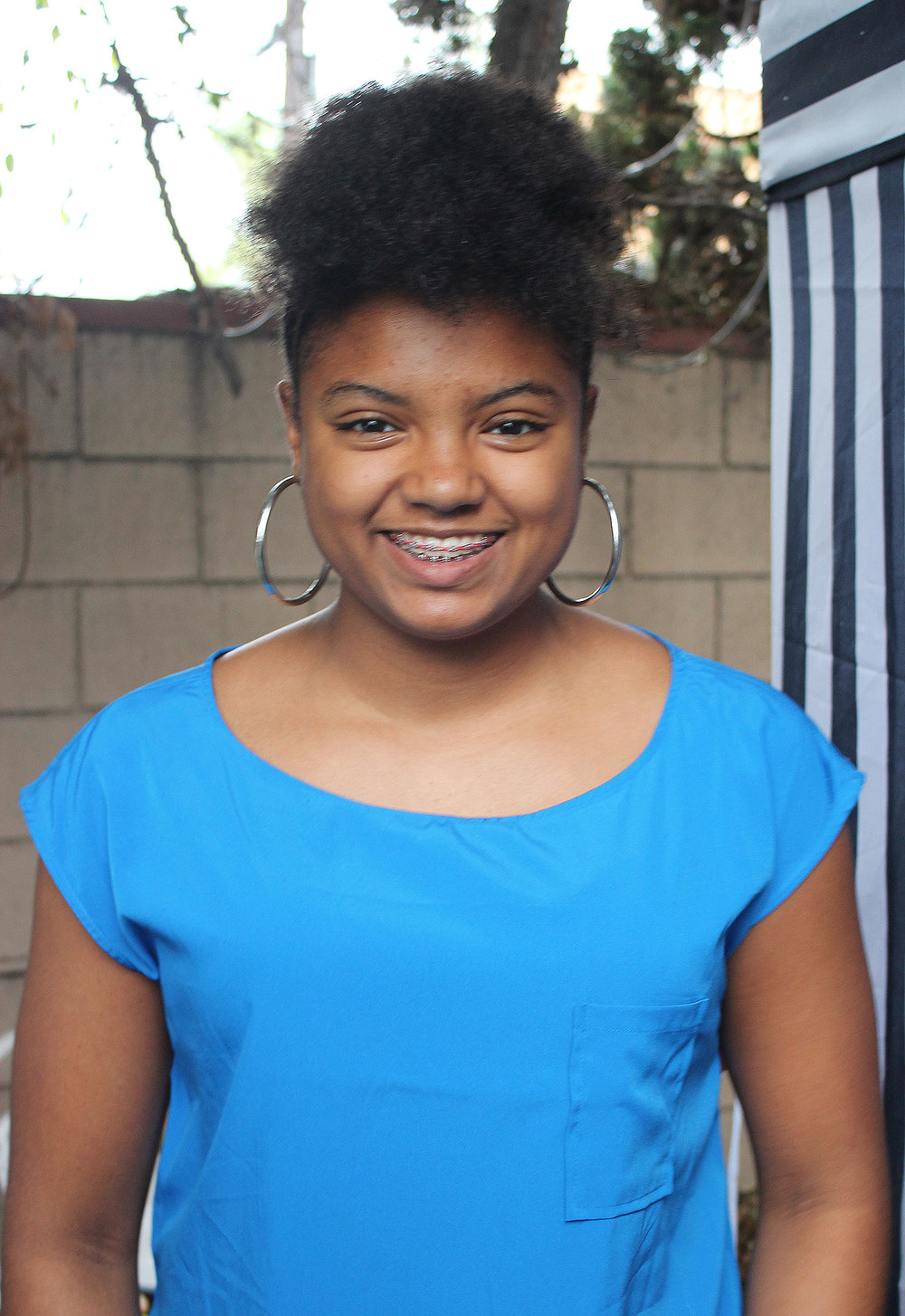 5,000 young people in Los Angeles age out of foster care every year. -