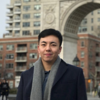Haokun Liu   Graduated from New York University, majoring in sports management. During the school period, he successfully started up a restaurant franchise called Dunhunag in New York. At present, Dunhuang is one of popular restaurant franchise in New York with 8 branches and is well received.