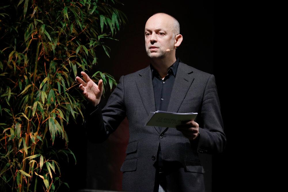 Stephan Balzer,Boma Germany - European Ambassador TEDx, Curator & Managing Director SingularityU Germany Summit, Curator Q Berlin Questions