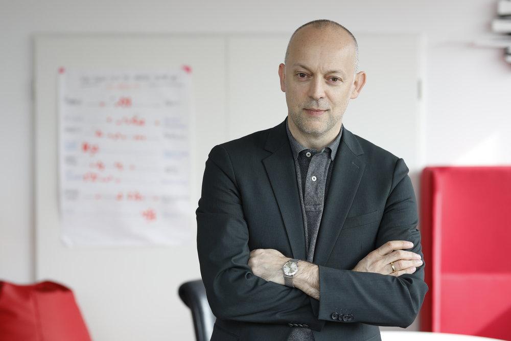 Stephan Balzer - Co-Founder, Boma GlobalEuropean Ambassador, TEDxCurator & Managing Director, SingularityU Germany SummitCurator, Q Berlin Questions