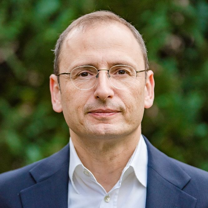 Andrej Heinke - Futurologist at Bosch Future Research and Technology Strategy