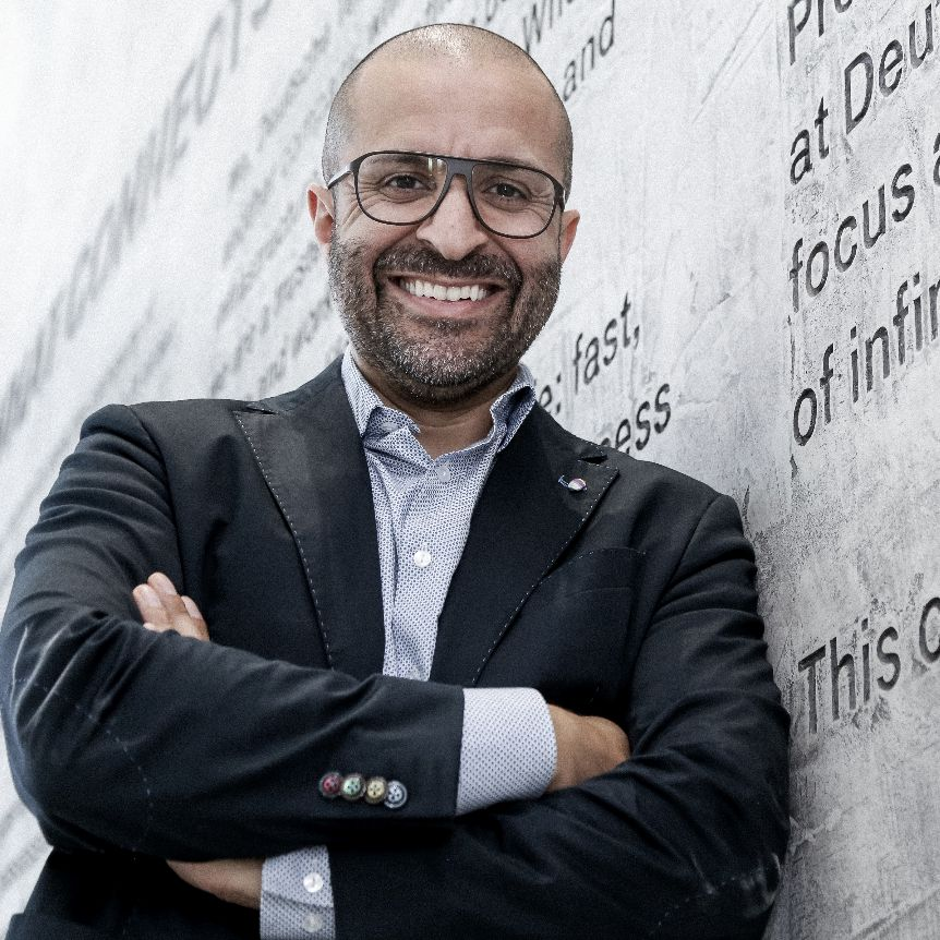 Dr. Reza Moussavian - Head of HR Digital & Innovation at Deutsche Telekom AG