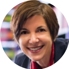 Lisa Kay Solomon - Author, Moments of Impact