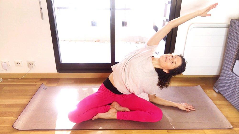 CelineFlash.com/yoga-video