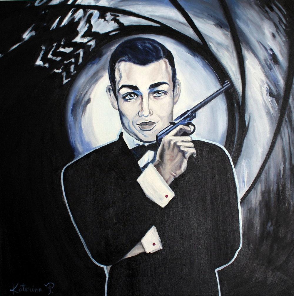 Mr. (Igor) Bond