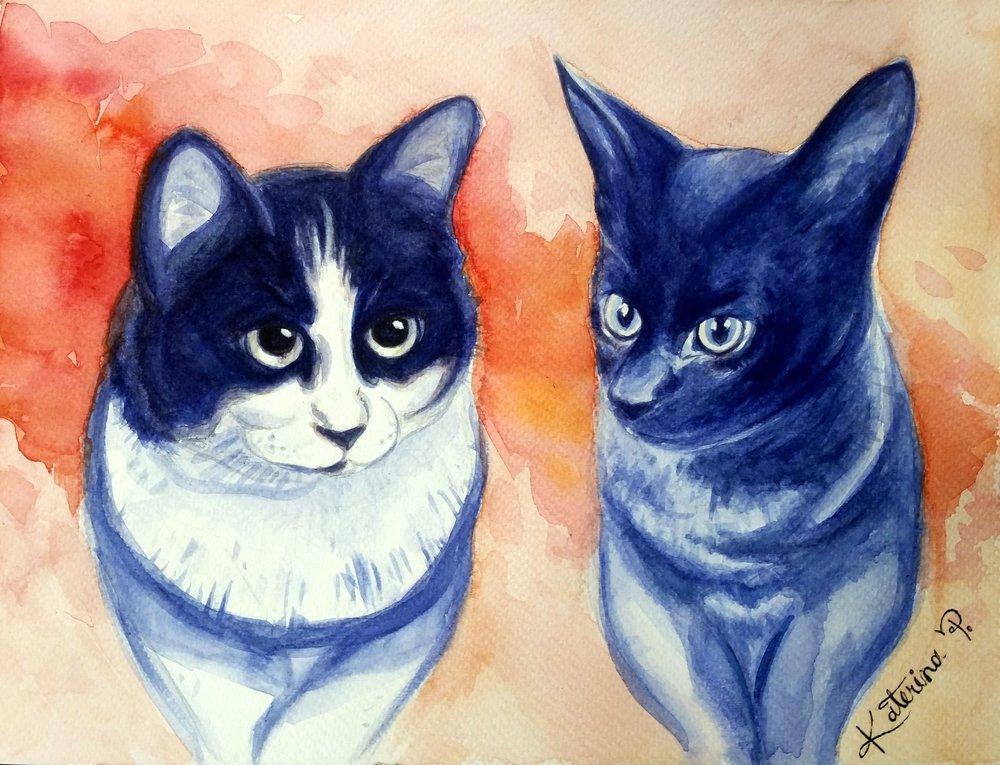 Neko & Juno