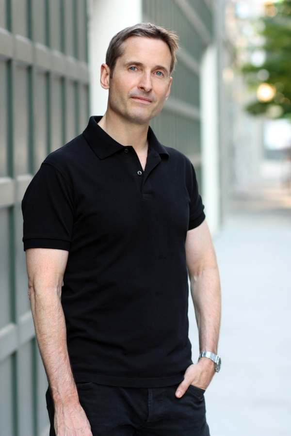 S. Chris Shirley, author of the award-winning LGBT novel, Playing by the Book.