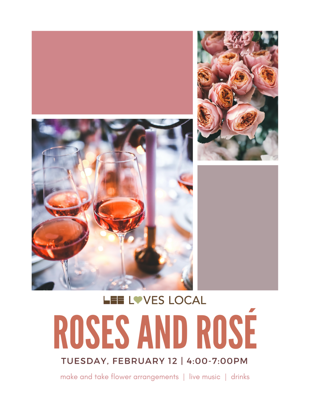roses and rosé 2019