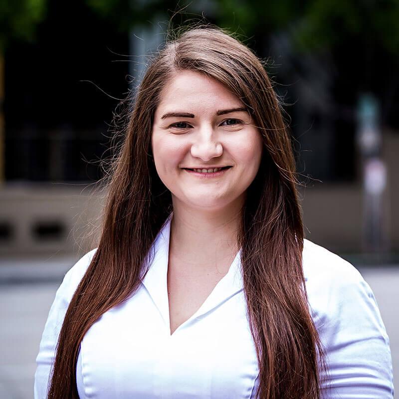 Gwendolyn Boniface - Programming Manager