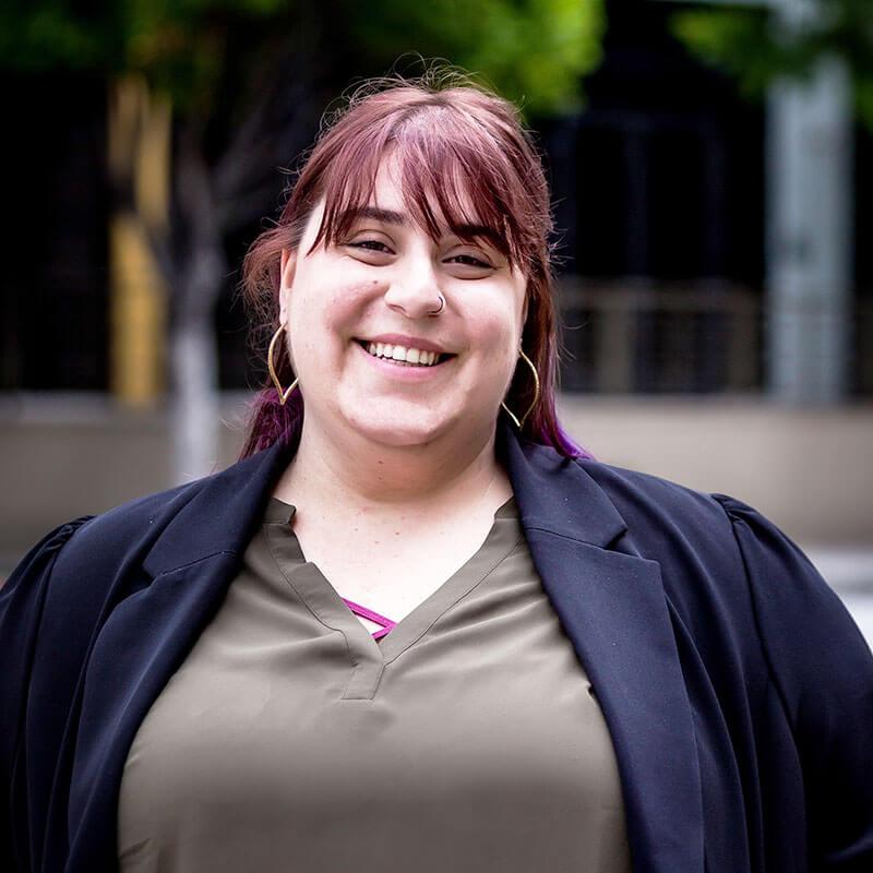 Michela Martinazzi - Programming Manager