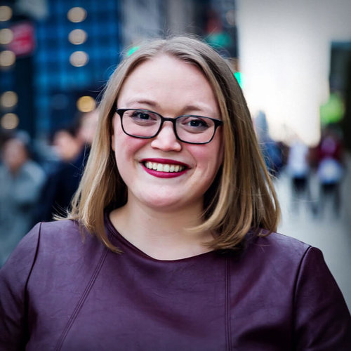Tori Bryan - Communications Director