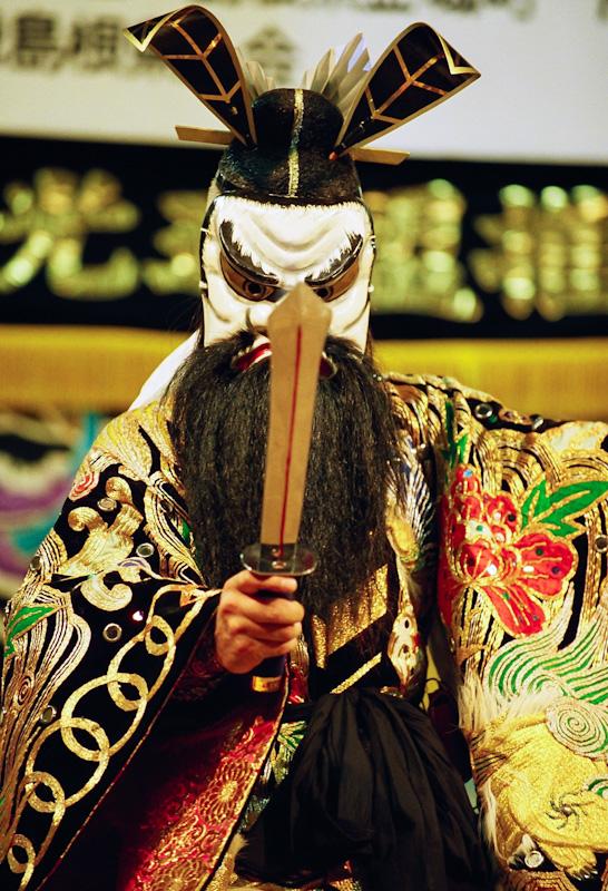 Iwami_Kagura_at_Gion_Matsuri-1