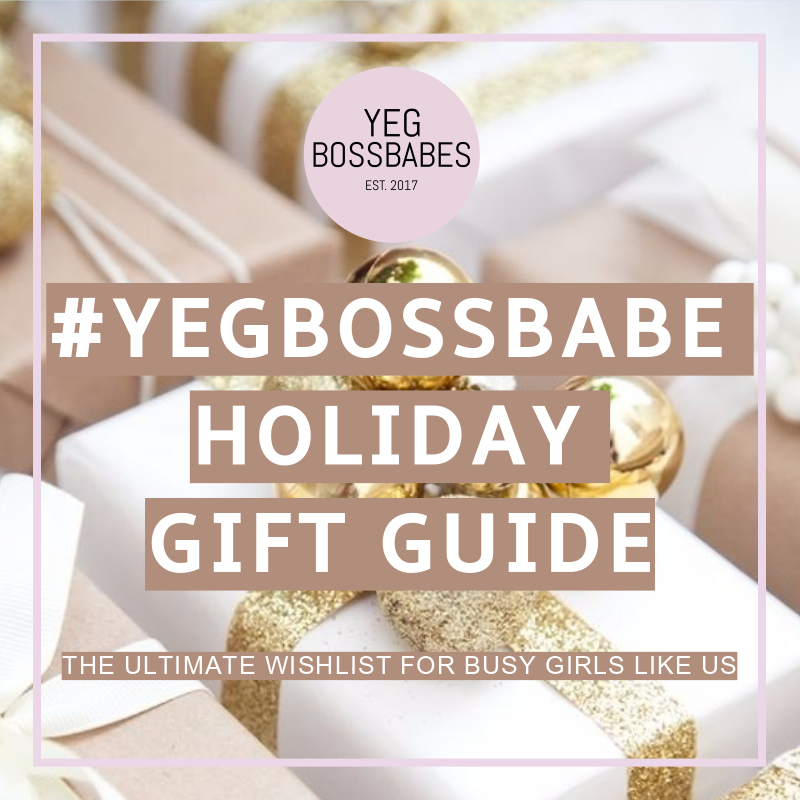 Holiday Gift Guide - YBB