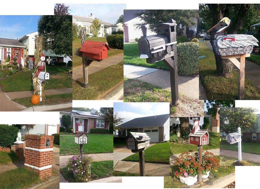 Erin Stellmon, Photo collage